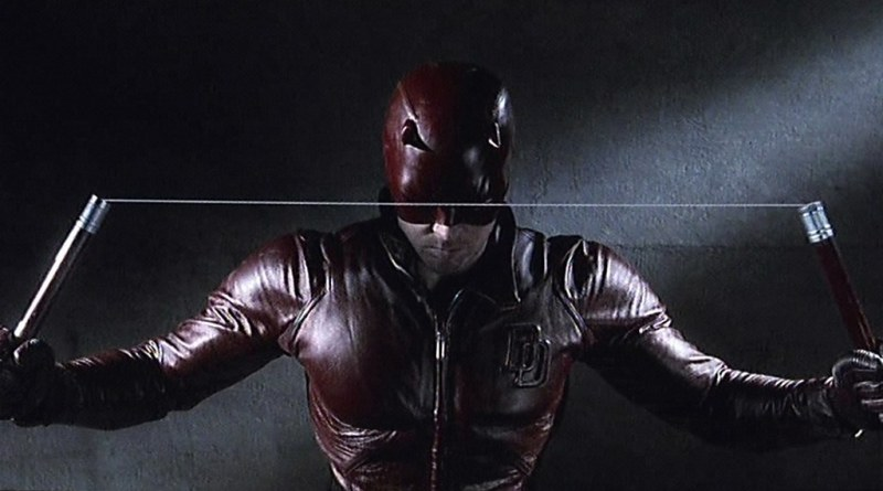 Daredevil - Ben Affleck as Daredevil