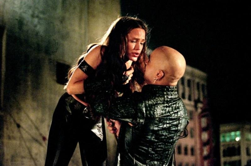 Daredevil - Bullseye kills Elektra