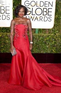 Viola Davis 2015 Golden Globes