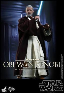 Hot Toys Obi Wan Kenobi - ready