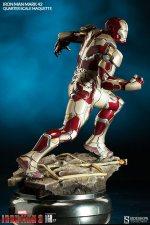Iron Man Mark 42 maquette - right side