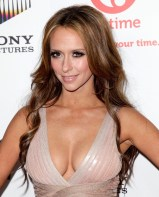 jennifer-love-hewitt pink silver dress
