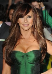 Jennifer Love Hewitt green dress