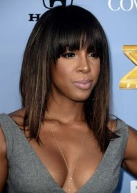 Kelly Rowland - brown
