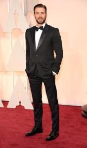 Oscars 2015 Chris Evans