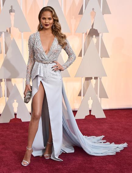 Oscars 2015 - Chrissy Teigen