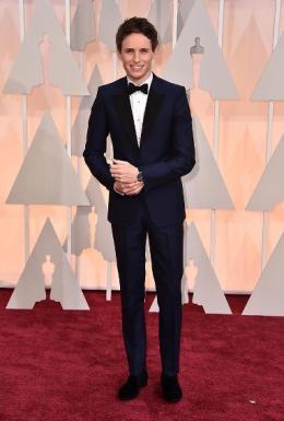 Oscars 2015 Eddie Redmayne