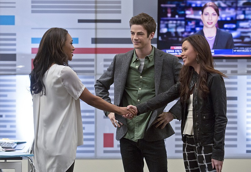 The Flash - Crazy for You - Iris, Barry and Linda