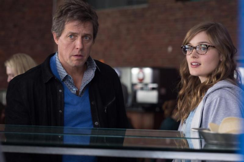 TheRewrite - movie - Hugh Grant and Bella Heathcote