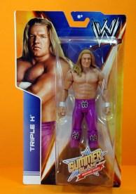 Triple H Basic Summerslam Heritage figure - in package