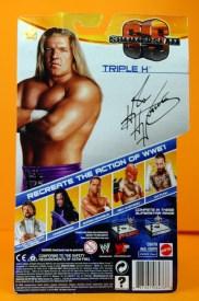 Triple H Basic Summerslam Heritage figure - rear packaging