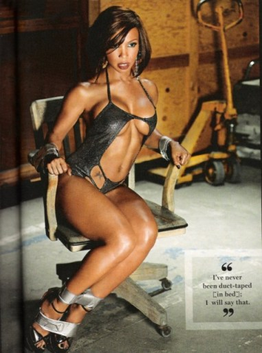 Elise Neal - as Candy Sweet King