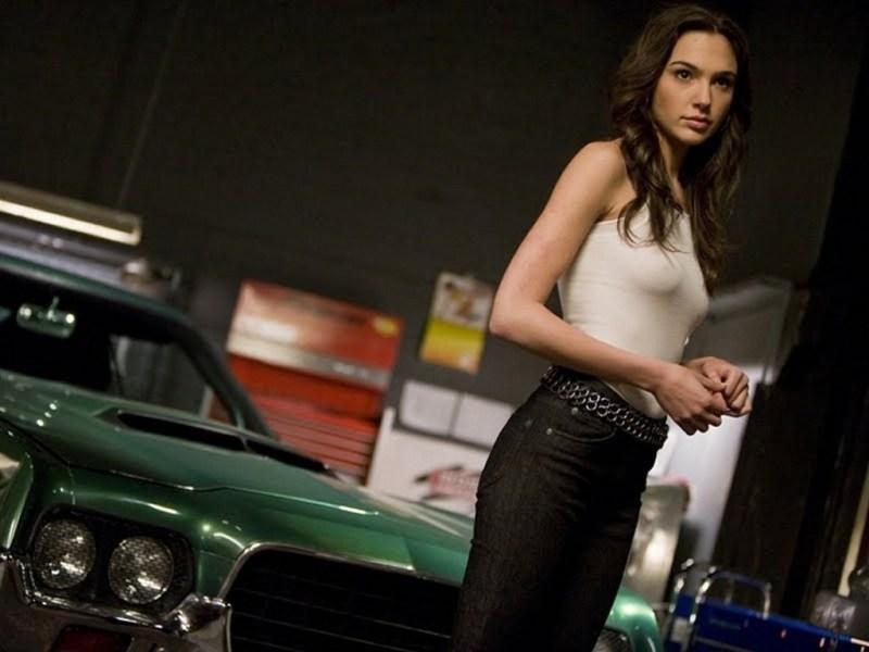 Fast & Furious - Gal Gadot
