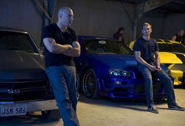 Fast & Furious - Vin Diesel and Paul Walker