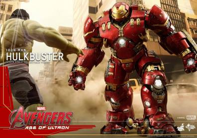 Hot Toys Avengers Age of Ultron - Hulkbuster Iron Man - main pic