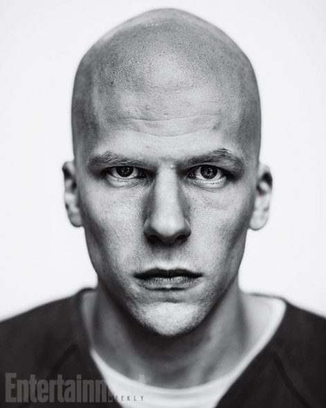 Jesse Eisenberg as Lex Luthor