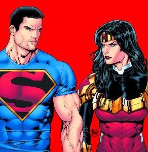 New Superman costume post Convergence