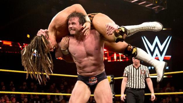 NXT_3-11-15 - Alex Riley vs CJ Parker