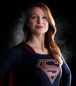 Supergirl TV costume 2