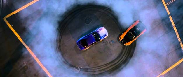 'The Fast and Furious Tokyo Drift - drifting