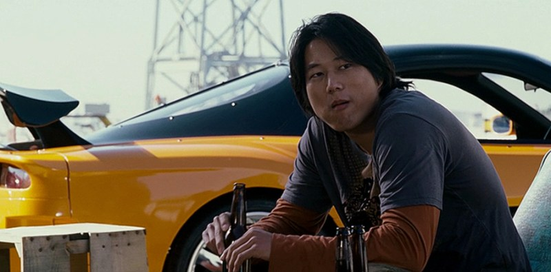 The Fast and Furious Tokyo Drift - Han - Sung Kang