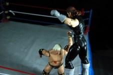 The Undertaker old school on Dusty Rhodes.