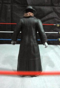 The Undertaker Wrestlemania Heritage - jacket rear