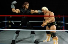 The Undertaker Wrestlemania Heritage - vs Dusty Rhodes