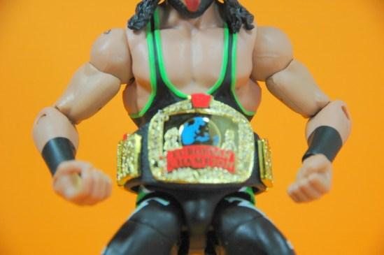 WWE Elite 33 X-Pac -torso and European title