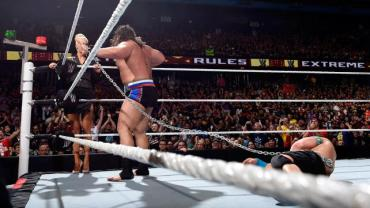 0. WWE Extreme Rules - Lana and Rusev