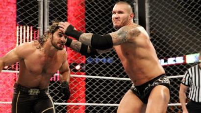 0. WWE Extreme Rules - Rollins vs Orton