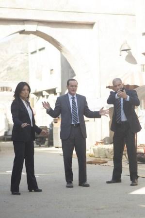 Agents of SHIELD - Melinda - May and Coulson