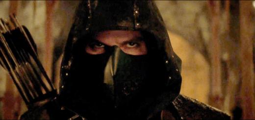 Arrow - Al Sah-Him - Arrow as Al Sah-Him
