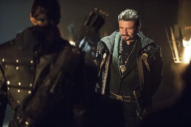 Arrow - Public Enemy - Ra's al Ghul drops the bombshell