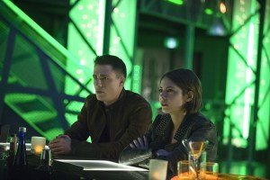 Arrow - Public Enemy - Roy and Thea