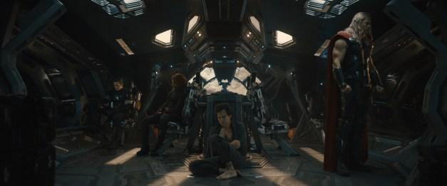Avengers - Age of Ultron - broken Avengers