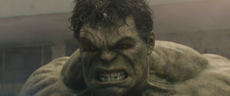 Avengers - Age of Ultron - Hulk angry