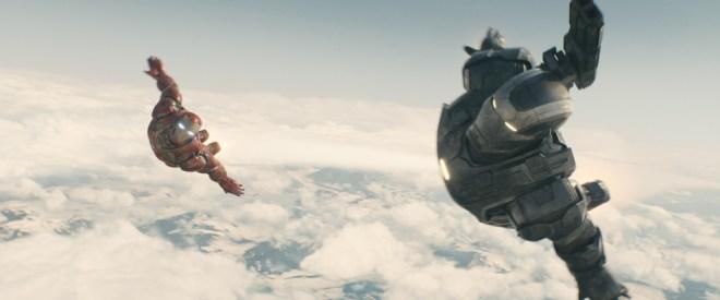 Avengers - Age of Ultron -Iron Man and War Machine
