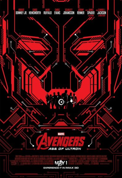 avengers age of ultron poster 1 of 4