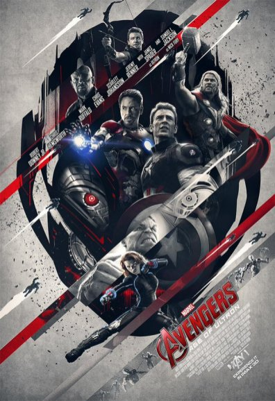 avengers age of ultron poster 2 of 4