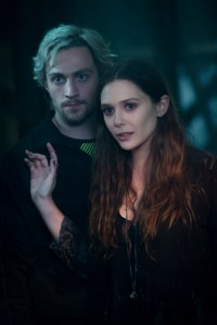 Avengers - Age of Ultron - Quicksilver and Scarlet Witch