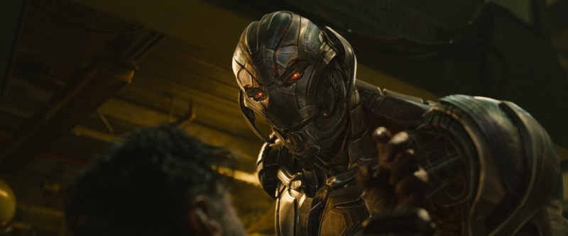 Avengers - Age of Ultron - Ultron close up