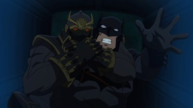 Batman vs Robin--Batman vs Owl