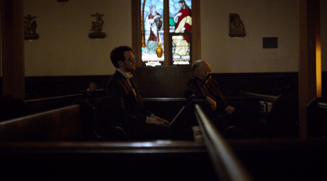 Daredevil Ep. 9 - Speak of the Devil - Matt and Father Loman