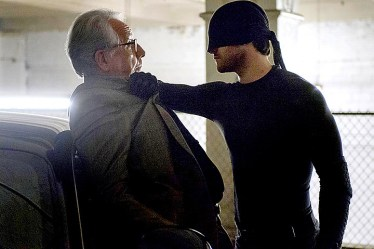 Daredevil Netflix - Daredevil and Leland