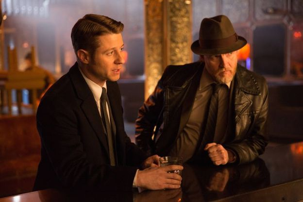 Gotham - Beasts of Prey - Gordon and Bullock