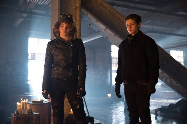 Gotham - Beasts of Prey - Selina and Bruce