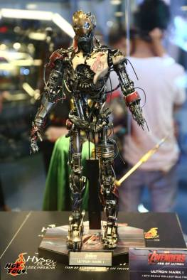 Hot Toys Asia tour - Ultron Mark 1