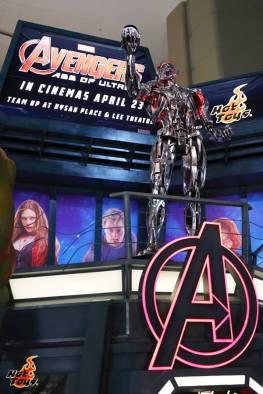 Hot Toys Asia tour - Ultron Prime