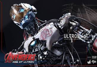 Hot Toys Avengers Age of Ultron - Ultron Mark 1 - main pic